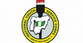 NYSC member donates foot-controlled handwashing apparatus to rural areas