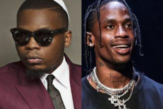 Olamide reportedly has a new single with Travis Scott coming soon
