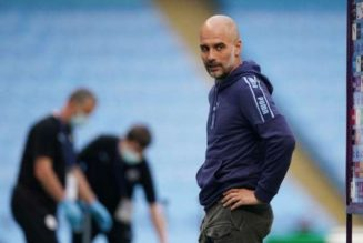 Pep Guardiola: Manchester City deserve an apology