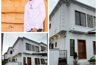 PHOTOS: Naira Marley Acquires another House in Lagos