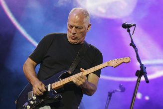 Pink Floyd's David Gilmour Releases First Solo Song in Five Years