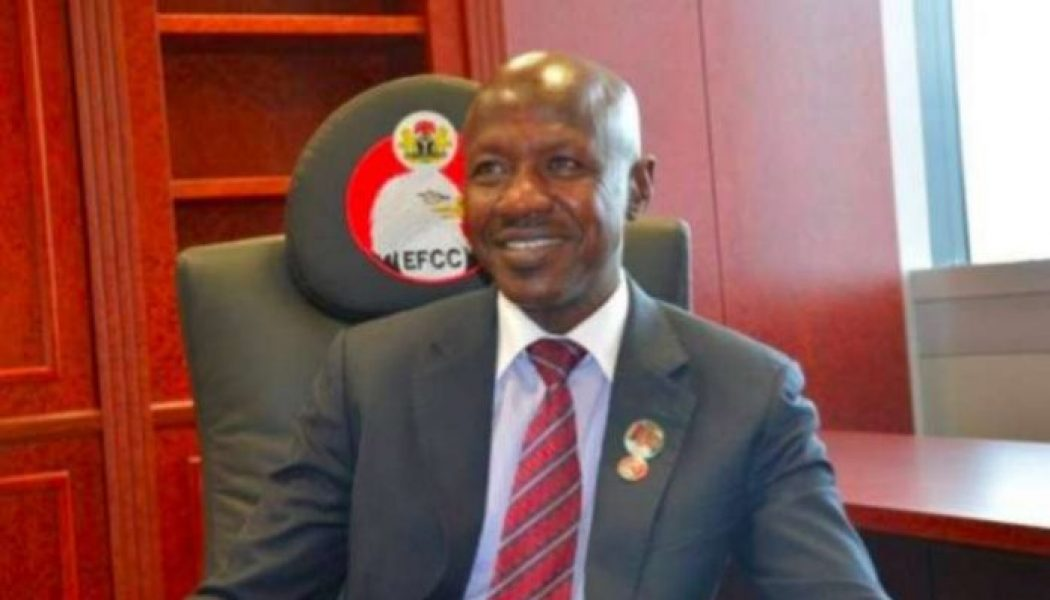 Presidency: Ibrahim Magu's probe shows anti-corruption fight is real