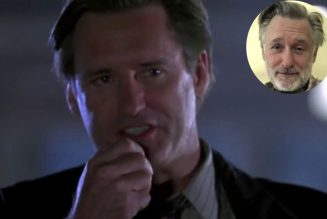 President Bill Pullman Encourages Face Mask Wearing