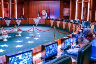 President Buhari presides over virtual FEC meeting
