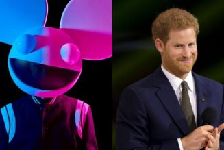 Prince Harry Used deadmau5-Inspired Secret Instagram Account While Dating Meghan Markle