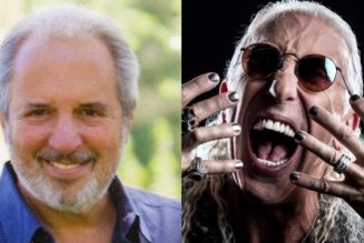 Producer TOM WERMAN Fires Back At DEE SNIDER: 'Try To Forget Me, And Go Enjoy Your Privileged Life'