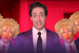 Randy Rainbow Channels 'The Little Mermaid' to Mock Donald Trump in 'Poor Deplorable Troll': Watch
