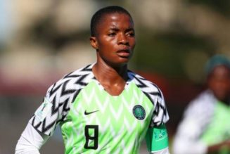 Rasheedat Ajibade hails CAF for introducing Women's Champions League