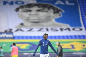 Report: Everton have told £29m signingthey are counting on him for next season