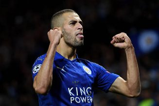 Report: Leicester City striker has been offered to Tottenham Hotspur