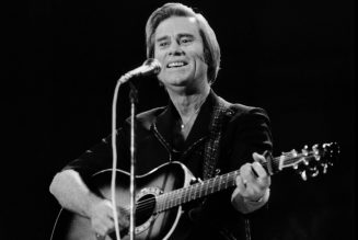 Rewinding the Country Charts: In 1980, George Jones' Iconic 'He Stopped Loving Her Today' Hit No. 1