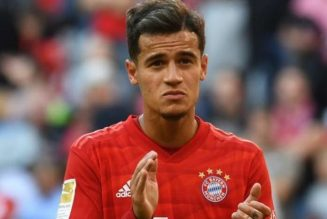 Rivaldo: Philippe Coutinho could be a regular at Arsenal or Spurs