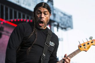 "Robert Trujillo: Metallica Are ""Excited"" About Material for New Album"