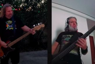 SACRED REICH's PHIL RIND Teams Up With SEPULTURA For Two-Bass Playthrough Of 'Inner Self'