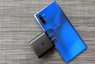 Samsung May Not Include Chargers When Shipping New Smartphones