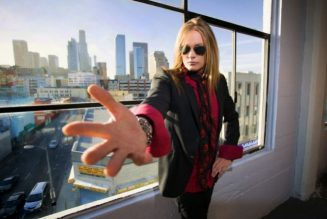 SEBASTIAN BACH: 'I Miss Smarts' In The White House
