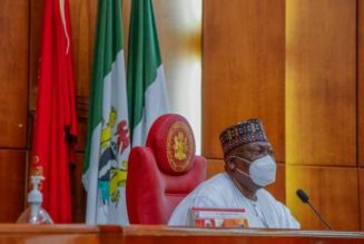 Senator Lawan: Nobody is above scrutiny of the National Assembly