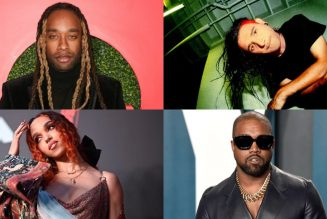 """Skrillex Joins Forces with Kanye West and FKA Twigs on Ty Dolla $ign's """"Ego Death"""""""