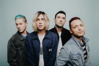 SLEEPING WITH SIRENS To Release Deluxe Edition Of 'How It Feels To Be Lost' Album