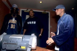 Snoop Dogg Says Eminem Isn't On His Top 10 All Time Rappers List