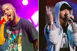 "Song of the Week: Kid Cudi and Eminem Get Real on ""The Adventures of Moon Man & Slim Shady"""