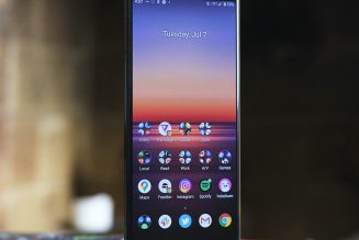 Sony Xperia 1 II review: it's a stretch