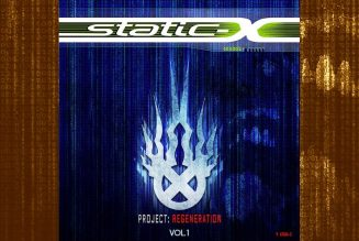 Static-X's Project Regeneration Vol. 1 Properly Cements Wayne Static's Legacy: Review