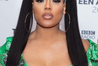 Stefflon Don Says COVID-19 Threat Has Blocked Her From Seeing Burna Boy In Jail