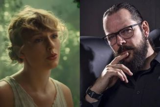 TAYLOR SWIFT Called Out By IHSAHN's Artist For 'Very' Similar Artwork