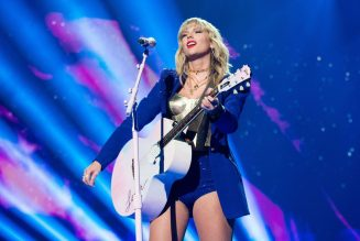 Taylor Swift's Surprise New Album Folklore Is Coming Extremely Soon