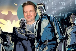 The Batman Spin-Off TV Series Coming to HBO Max from Matt Reeves