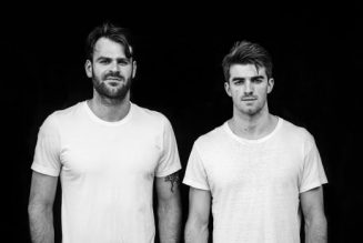 The Chainsmokers Announce They're Recording a New Album Ahead of Forthcoming Drive-In Concert