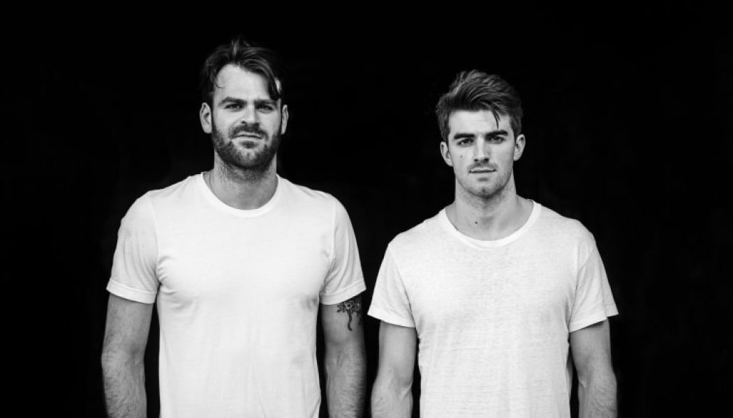 """The Chainsmokers Score First Film Soundtrack with """"Words on Bathroom Walls"""""""