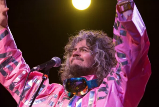 """The Flaming Lips Share Dreamy Ode to the """"Dinosaurs on the Mountain"""": Stream"""