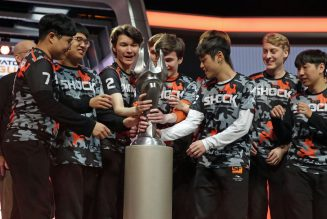 The Overwatch League's Grand Finals championship will take place online