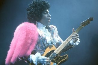 The Prince Estate Drops Unreleased Track 'I Could Never Take the Place of Your Man (1979 Version)'