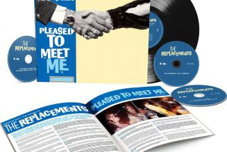 The Replacements Announce Pleased to Meet Me Deluxe Edition with 29 Unreleased Tracks