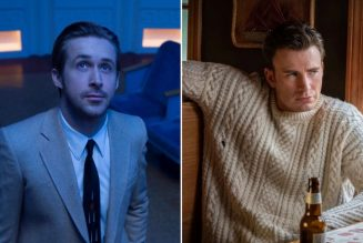 The Russo Brothers Cast Ryan Gosling and Chris Evans in The Gray Man for Netflix