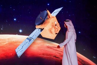 The United Arab Emirates successfully launches its first spacecraft bound for Mars