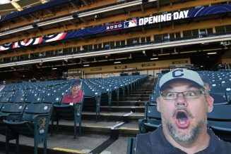 Those fake baseball fans are creeping people out