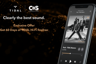 TIDAL HiFi Offering Free 60-Day Subscription to the Best Streaming Audio Experience