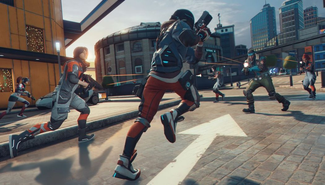 Ubisoft's Hyper Scape is now in open beta
