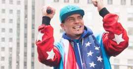 Vanilla Ice Only Sold 284 Tickets Prior to Canceling His Coronavirus Concert