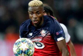 Victor Osimhen ready to join Napoli