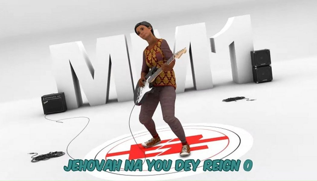 VIDEO: Mercy Chinwo – Na You Dey Reign (Animation Video)