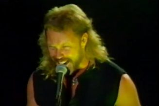 Watch Pro-Shot Video Of METALLICA's Entire 1994 Concert In Mountain View