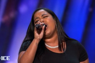 "Watch Shaquira McGrath Perform Jaw-Dropping Cover of Avicii's ""Wake Me Up"" on America's Got Talent"