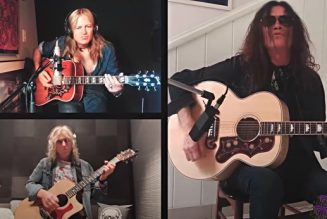 Watch THE DEAD DAISIES Perform All Four Songs From 'The Lockdown Sessions' EP