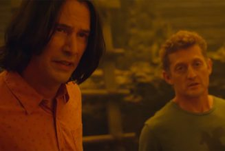 Watch the New Bill & Ted Face the Music Trailer