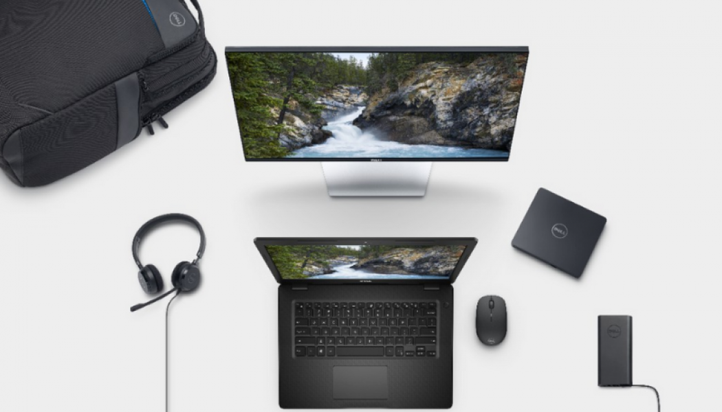 WFH Just Got Easier with Dell and DCC